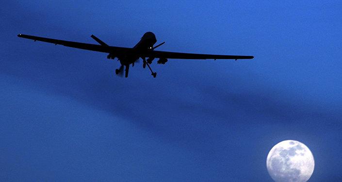 El dron Predator de EEUU (archivo)