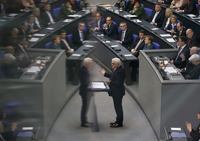 Frank-Walter Steinmeier asume como nuevo presidente de Alemania