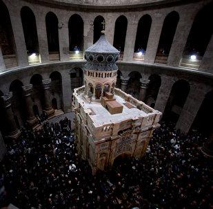 Santo Sepulcro de Jerusalén