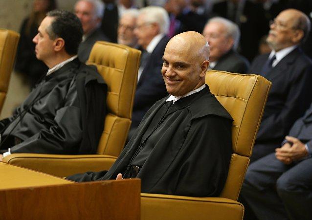 Alexandre de Moraes, nuevo magistrado del Tribunal Supremo Federal de Brasil