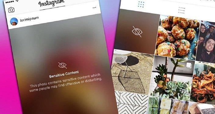 Nueva herramienta de Instagram censura fotos de usuarios