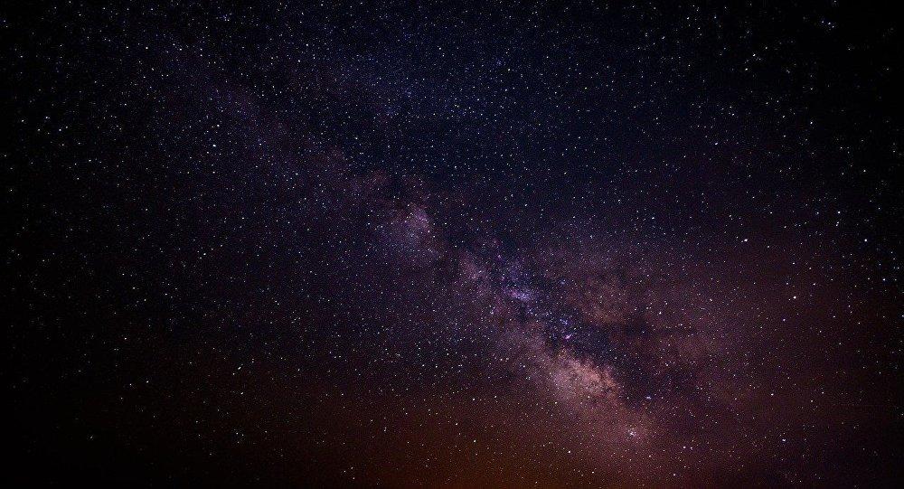 Nuestra galaxia de la Vía Láctea