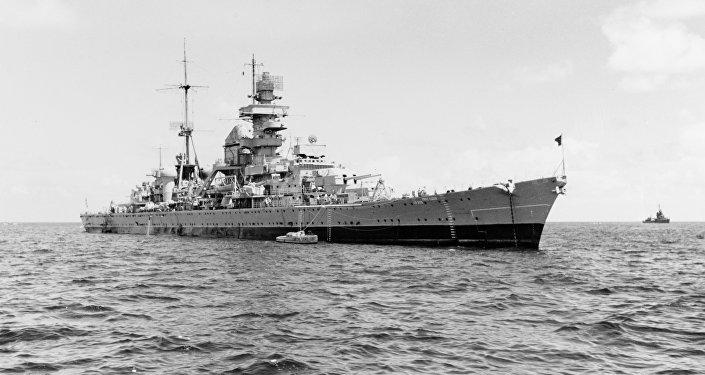 Crucero Prinz Eugen (archivo)