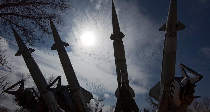 Sistema de misiles tierra-aire S-125