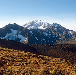 Volcán Kambalny