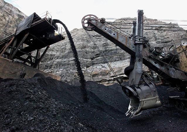 Carbón ruso