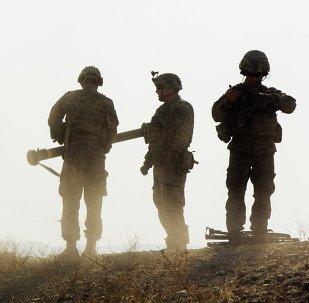 Soldados de EEUU (imagen referewncial)