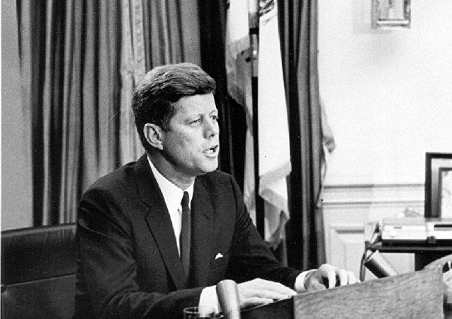 John F. Kennedy, expresidente de EEUU