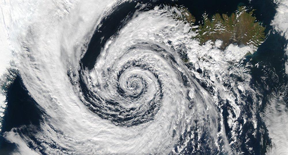 Ciclón (imagen referencial)