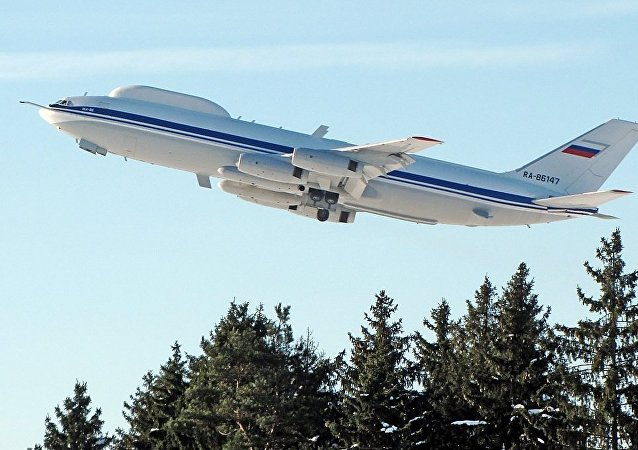 Il-87 Aimak (Il-80/Il-86VKP)