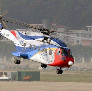 Helicóptero civil chino AC313