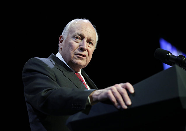Dick Cheney, ex vicepresidente de EEUU