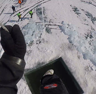 Extremo al cuadrado: de los cielos a las aguas heladas de Siberia