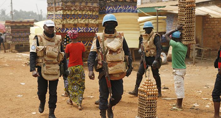 Catorce cascos azules mueren por enfrentamiento en República del Congo