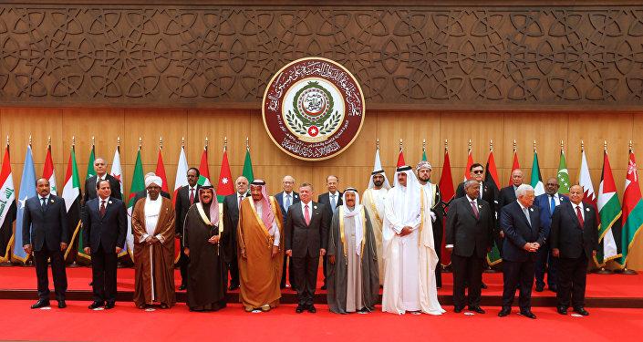 Cumbre de la Líga Árabe en Jordania