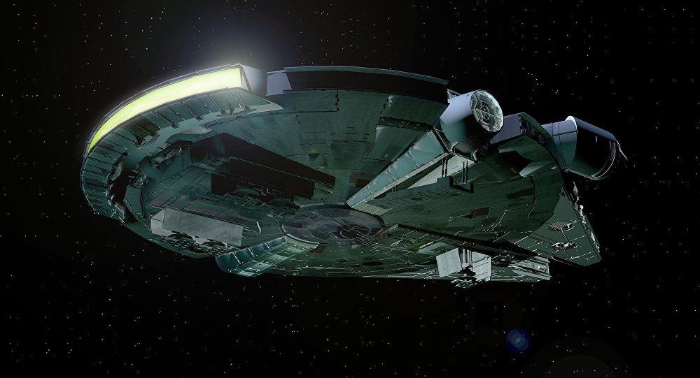 Guerras estelares (ilustración)