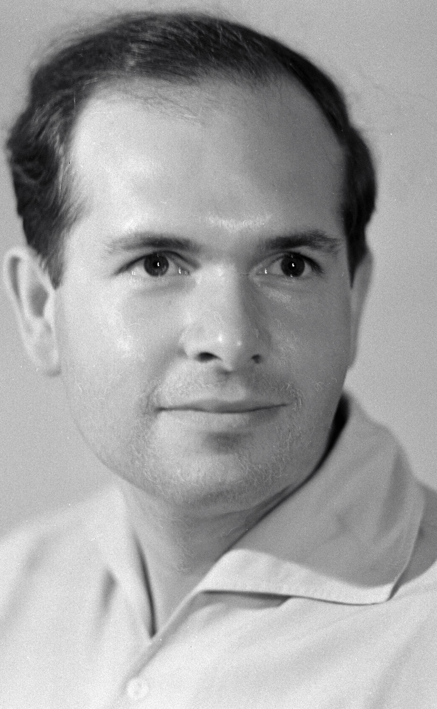 El académico Alexéi Abrikósov, físico-teórico soviético y estadounidense, laureado con el premio Nobel de física