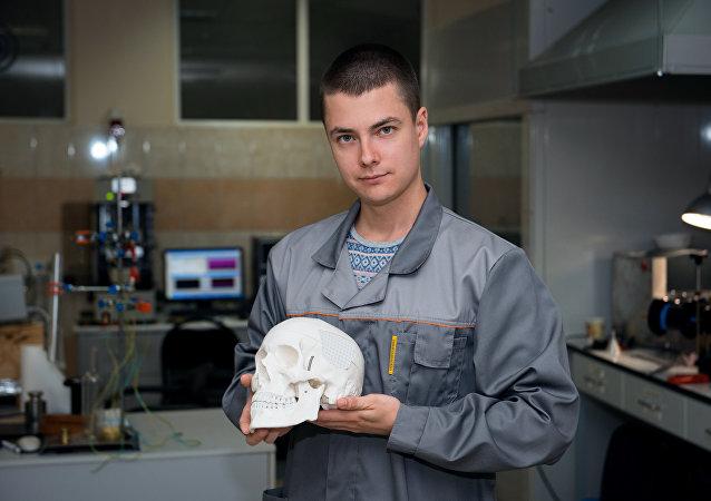 Científicos rusos prueban implantes únicos de cirugía reconstructiva