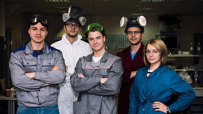 El equipo de MISiS