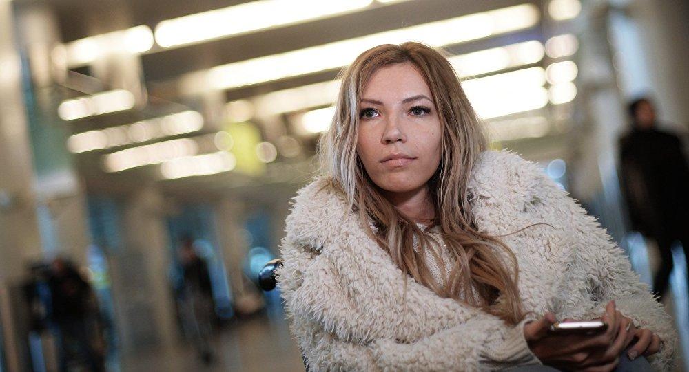 Yulia Samóilova, cantante rusa