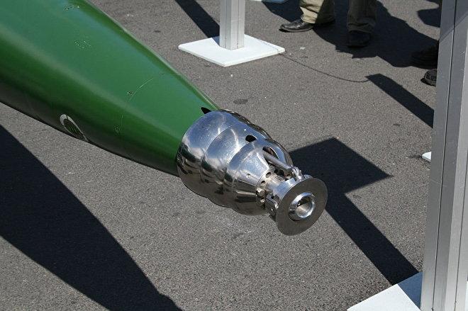 El mecanismo de supercavitación del torpedo soviético Shkval