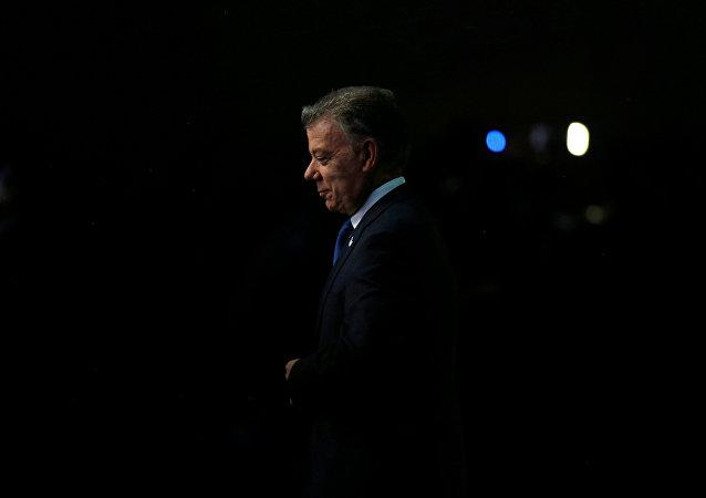 Juan Manuel Santos, expresidente de Colombia (archivo)
