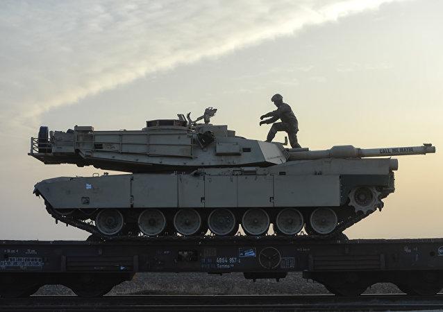 Tanque de la OTAN