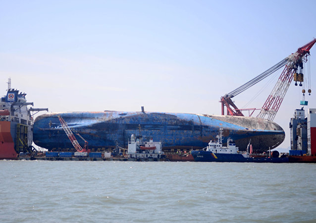 Ferry surcoreano Sewol