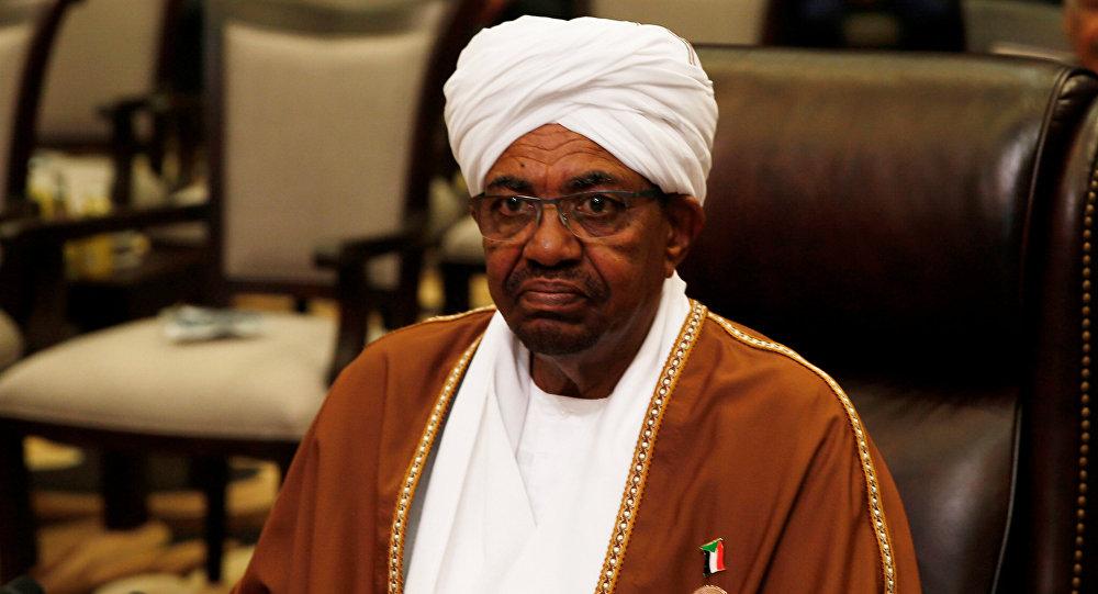 Omar Hasán Ahmad Bashir, presidente de Sudán