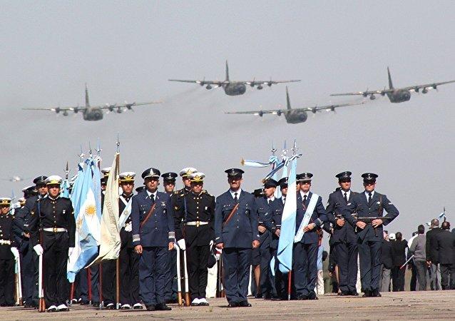 Fuerza Aérea Argentina (archivo)
