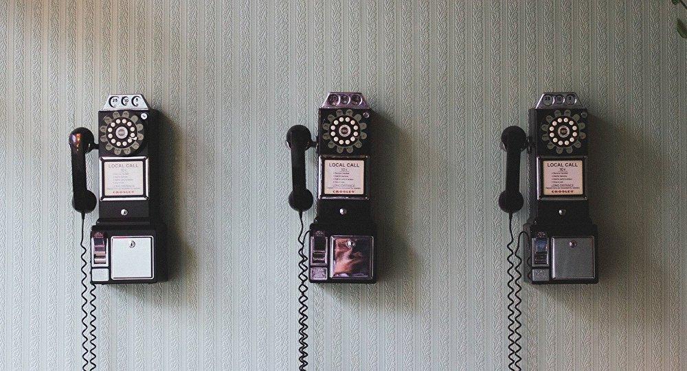 Teléfonos (imagen referencial)