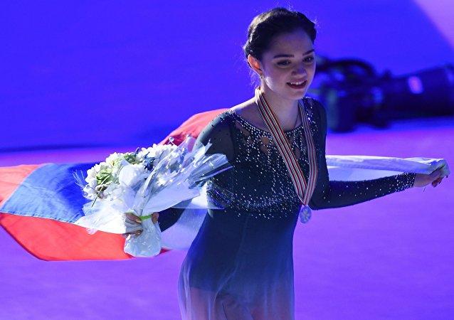 Evguenia Medvédeva
