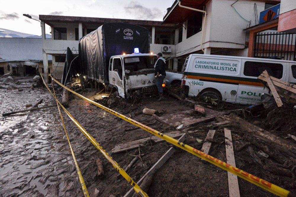 Mocoa: la tragedia de Colombia que acabó con la vida de más de 250 personas, en imágenes