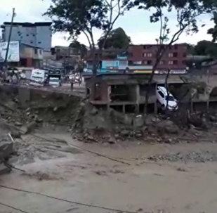 Fuertes imágenes muestran la dimensión de la tragedia en Mocoa
