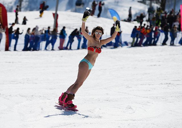 Carnaval alpino Boogel Woogel