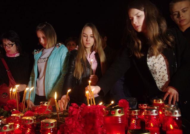 El mundo rinde homenaje a las víctimas del atentado de San Petersburgo