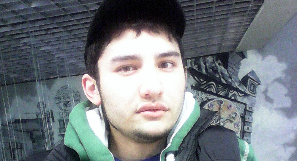 Akbaryón Yalílov, la foto de su cuenta de la red social VKontakte