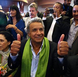 Lenín Moreno, presidente electo de Ecuador
