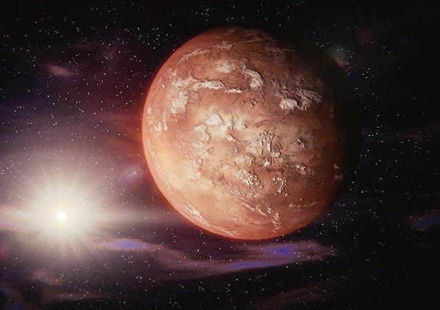 El Marte (imagen ilustrativa)