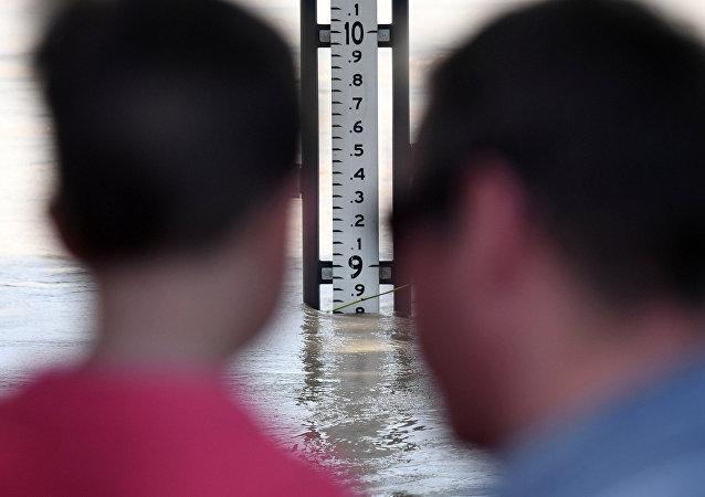 Inundaciones en Nueva Zelanda