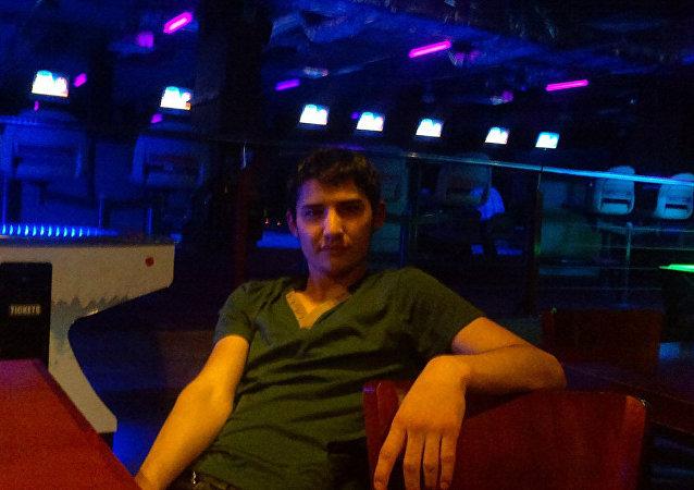 Akbaryón Yalílov, presunto responsable del atentado terrorista ocurrido el 3 de abril en el metro de San Petersburgo