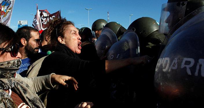 Trabajadores de PepsiCo se movilizarán a Tribunales de San Isidro
