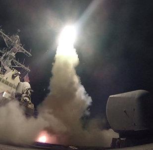 EEUU lanza misiles de crucero Tomahawk contra Siria
