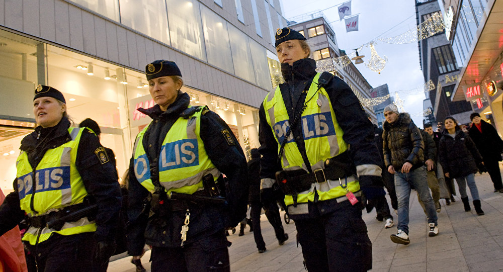 Policía de Estocolmo