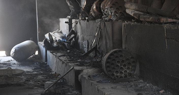 Estados Unidos mató por 'error' a 18 milicianos de la FSD — Siria