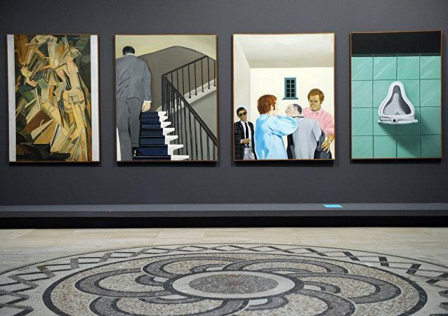 Obras de Marcel Duchamp
