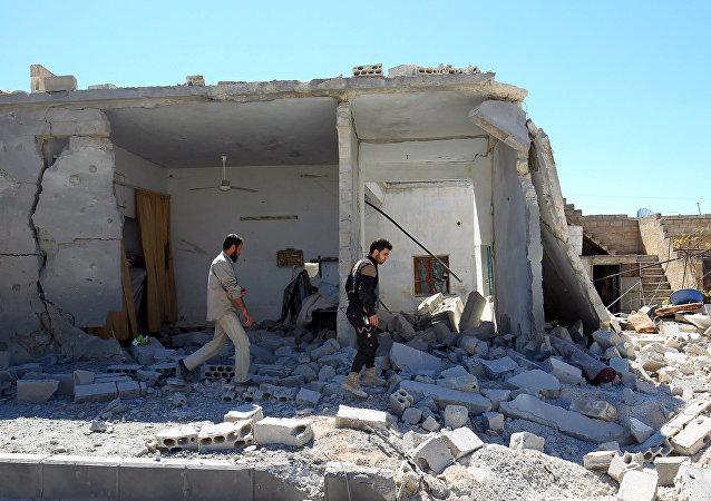 Situación en Siria tras el ataque de EEUU