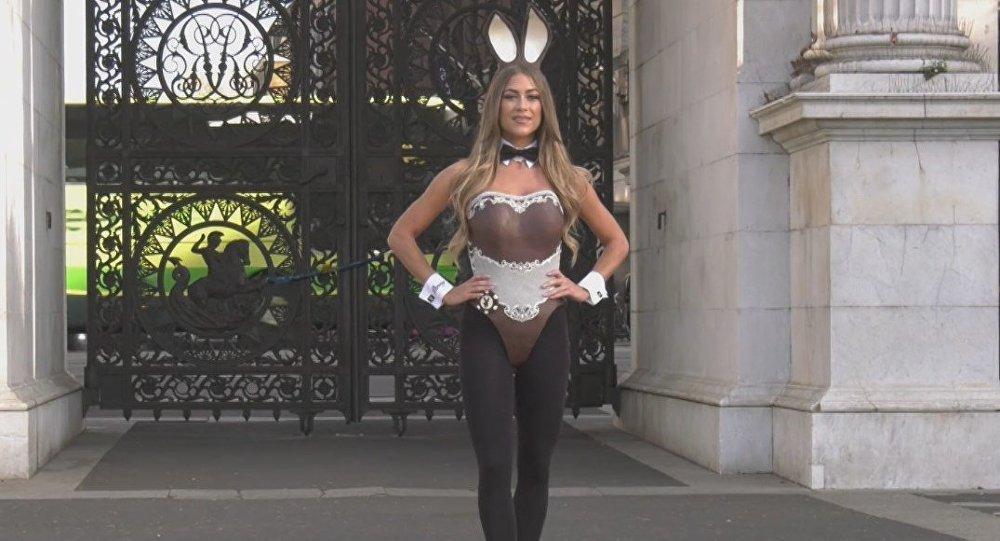Una conejita de Pascua que alegrará a los más grandes