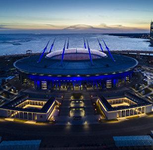 Estadio San Petersburgo (Krestovski)