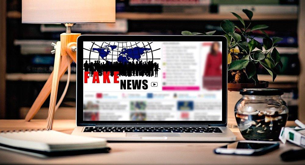 Noticias falsas (imagen referencial)